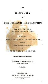 The History of the French Revolution: Volumes 2-3