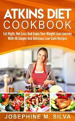 Atkins Diet Cookbook