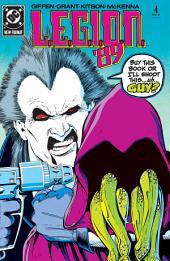 L.E.G.I.O.N. (1989-) #4