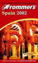 Frommer s Spain 2002