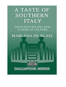 A Taste of Southern Italy Book