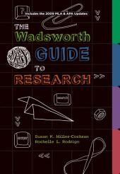 Wadsworth Guide to Research, Documentation Update Edition