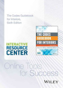 The Codes Guidebook for Interiors  Sixth Edition Interactive Resource Center Access Card