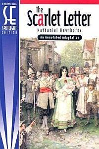 The Scarlet Letter   Spotlight Edition Book