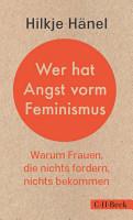 Wer hat Angst vorm Feminismus PDF