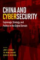 China and Cybersecurity PDF