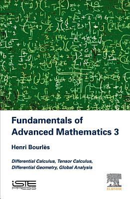 Fundamentals of Advanced Mathematics V3