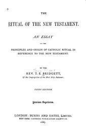 Ritual of the New Testament