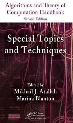 Algorithms and Theory of Computation Handbook  Second Edition  Volume 2 PDF