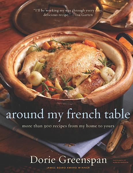 Download Around My French Table Book