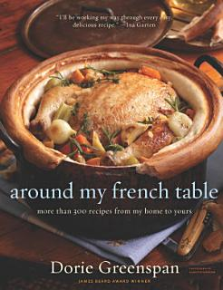Around My French Table Book