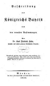 Beschreibung des Königreichs Bayern nach den neusten Bestimmungen