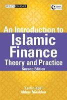 An Introduction to Islamic Finance PDF