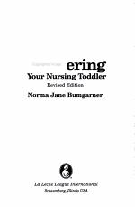 Mothering Your Nursing Toddler