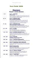 Willings Press Guide 2006 V1 United Kingdom PDF