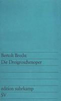 Die Dreigroschenoper PDF