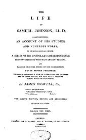 The Life of Samuel Johnson: Volume 1