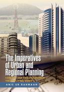 The Imperatives of Urban and Regional Planning