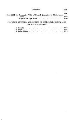 Commercial Statistics