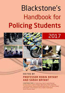 Blackstone s Handbook for Policing Students 2017 PDF