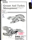 Grouse and Turkey Management