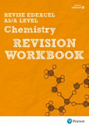 Revise Edexcel AS A Level Chemistry Revision Workbook
