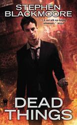 Dead Things Book PDF