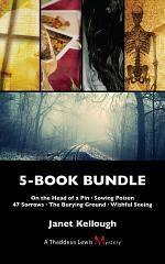 Thaddeus Lewis Mysteries 5-Book Bundle
