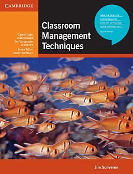 Classroom Management Techniques PDF