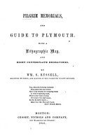 Pilgrim Memorials  and Guide to Plymouth PDF