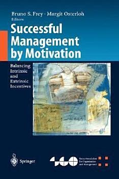 Successful Management by Motivation PDF