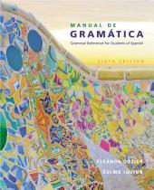Manual de gramática: Edition 6