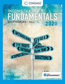 Income Tax Fundamentals 2020  with Intuit ProConnect Tax Online  Book