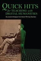 Quick Hits for Teaching with Digital Humanities PDF