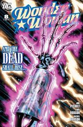 Wonder Woman (2006-) #8
