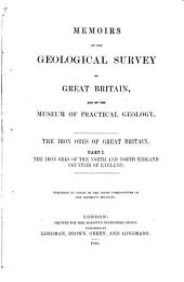Memoirs of the Geological Survey of Great Britain, and of the Museum of Practical Geology in London: Volume 5, Parts 1-4