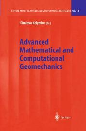 Advanced Mathematical and Computational Geomechanics PDF