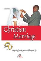Christian Marriage PDF