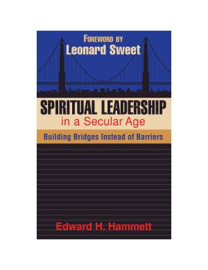 Spiritual Leadership in a Secular Age