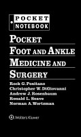 Pocket Foot and Ankle Medicine and Surgery PDF