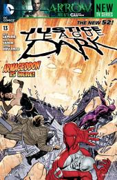 Justice League Dark (2011-) #13