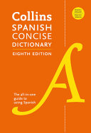 Collins Spanish Concise Dictionary, 8th Edition