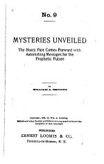 Mysteries Unveiled