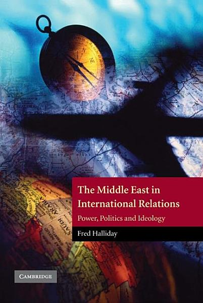 Download The Middle East in International Relations Book