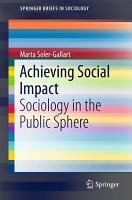 Achieving Social Impact PDF