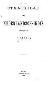 Bijblad op het Staatsblad van Nederlandsch-Indië: Deel 36,Nummers 5717-5811