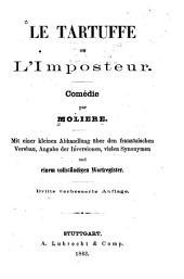 Le Tartuffe; ou, L'imposteur