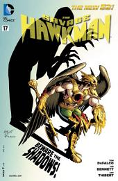 The Savage Hawkman (2012-) #17