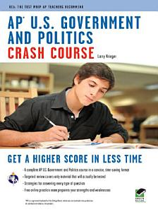 AP U S  Government   Politics Crash Course Book