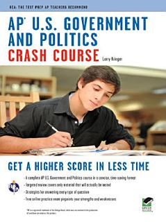 AP U S  Government   Politics Crash Course Book